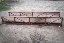 pedestrian bridge available for custom builds